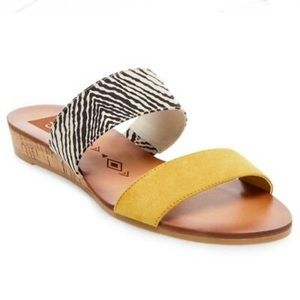 Dolce Vita Bailey sandals 7.5